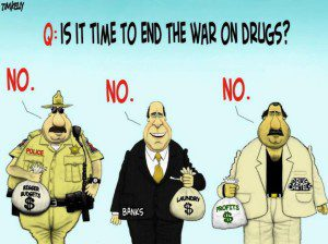 war on drugs photo
